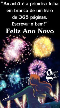 Cartões De Feliz Ano Novo