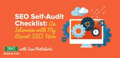 SPI SEO Self-Audit Checklist - An Interview with My Recent SEO Hire, Sam McRoberts everything you need to know about your website SEO! Make Money Now, Make Money Blogging, Build A Blog, Marketing, Motivation, Virtual Assistant, Passive Income, Online Business, Seo