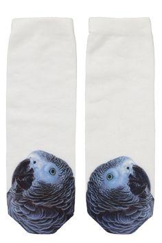 Cissi Sock Parrot