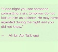 Only Allah knows and only Allah can judge