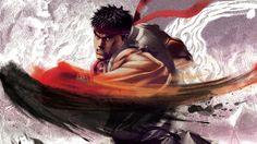Wallpaper wallpaper from Ultra Street Fighter IV