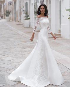 Stunning Wedding Dresses, Princess Wedding Dresses, Long Wedding Dresses, Bridal Dresses, Bridesmaid Dresses, Tulle Wedding, Boho Wedding, Wedding Simple, Wedding Ideas