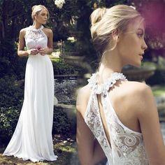Wedding Gown A Line, Garden Wedding Dresses, 2016 Wedding Dresses, Wedding Dress Chiffon, Wedding Dresses Photos, Princess Wedding Dresses, Wedding Gowns, Dresses 2016, Bride Dresses