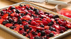 This fabulous pie recipe makes 24 mouthwatering servings--perfect for summer entertaining. It's one of our Top 10 Pies to Try!
