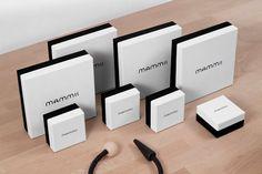 Une belle série de packaging fashion   http://blog.shanegraphique.com/packaging-fashion-2/
