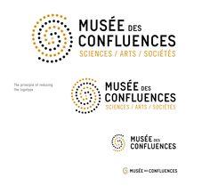 Musée des Confluences Brand identity Project on Behance