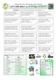 This worksheet contains 18 conversation cards, a matching exercise with pictures and a matching exercise with British and American English. The cards can be cut. English Tips, English Fun, English Lessons, Learn English, English Vocabulary, English Grammar, Teaching English, English Language, Teaching Spanish