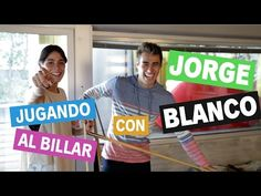 Jugando al billar con Jorge Blanco #BillarConJorge   TINI - YouTube