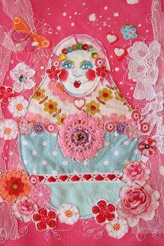 babushka matroesjka - matroschka - russian doll www.matrioskas.es