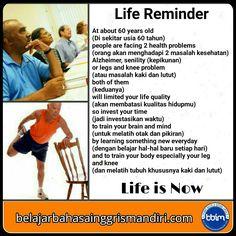 Life reminder