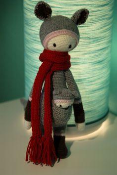Kira das Känguru Crochet Hats, Fashion, Knitting Hats, Moda, Fashion Styles, Fasion