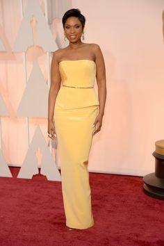 Jennifer Hudson in Romona Keveza Oscars 2015 Red Carpet: Best Dressed Celebrities - EN - Blog Models Of The World