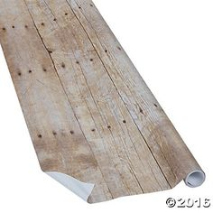 Fadeless® Weathered Wood Paper Roll