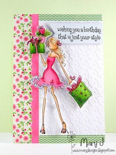 Just your style by maryj68 - Cards and Paper Crafts at Splitcoaststampers