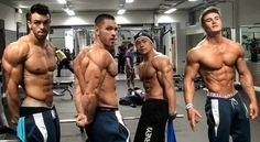 Aesthetic Natural Bodybuilding Motivation - Fitness Aesthetics - Aesthetic natural bodybuilding motivation video. Rocking the GYM with Chris Lavado, Matt Ogus, Jeff Seid and Daniel Blackwell. You can find all them on YouTube.