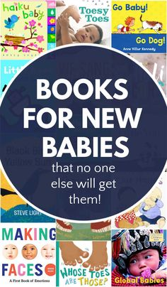 Best books for babies. Board books that make great baby shower gifts. Excellent books that new parents won't get multiple copies of as gifts! Read Aloud Books, Best Books To Read, Children's Books, Good Books, Get Reading, Reading Lists, Board Books For Babies, Best Children Books, Play Ideas