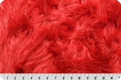 Gorilla Fur Fire Red