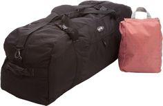 Olympia Luggage  42 Inch Sports Duffel,Black,One Size