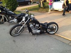 Honda shadow bobber vlx