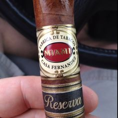Awesome cigar