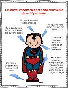 Super heroe (Comportamiento)