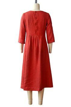 Sy en avslappnad klänning