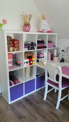 Bildergebnis Für Kallax Schreibtisch Hack | Möbel | Pinterest | Ikea Hack