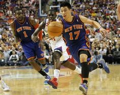Despite reports to the contrary, it turns out that Linsanity is still alive, as the NY Times declares today. But wait, wasn't it the NY Times who declared Linsanity over less than a month ago? Basketball Photos, Basketball Court, Leaving New York, Jeremy Lin, Sports Figures, New York Knicks, Local News, Espn, Ny Times