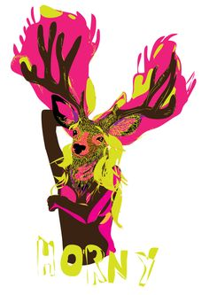 Beastly by Magdalena Werner, via Behance