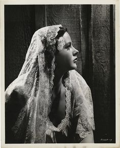 """Hedy Lamarr for """"Tortilla Flat"""", photo by Clarence Sinclair Bull"""