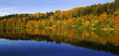 Autumn Afternoon at the Lake II | Another shot from the wond… | Flickr - Photo Sharing!