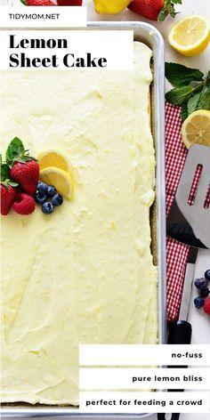Lemon Dessert Recipes, Lemon Recipes, Desert Recipes, Cake Recipes, Easter Recipes, Beef Recipes, Lemon Cupcakes, Cupcake Cakes, Pastries
