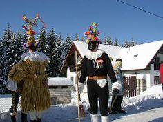 Farsang a Hlinecko régióban, Csehország www.unesco.org
