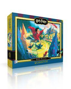 Quidditch 500