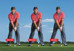 Sean Foley: Keep Your Ball Position Constant : Golf Digest