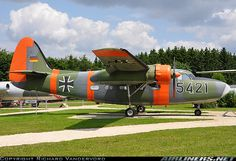 Percival (Hunting) P-66 Pembroke C54 aircraft picture