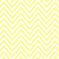 Pattern Pieces - Chevron - butter yellow - Sprik Space - 2400x2400px