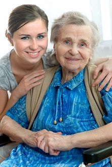 """How do your aging parents say, """"I love you""""?"""