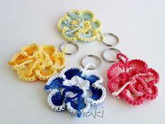 FREE crochet pattern Big flower | Craftsy