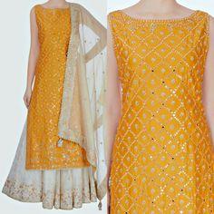 Anarkali Dress, Pakistani Dresses, Indian Dresses, Indian Outfits, Kurta Skirt, Kurta Designs, Blouse Designs, Gharara Designs, Indian Designer Suits
