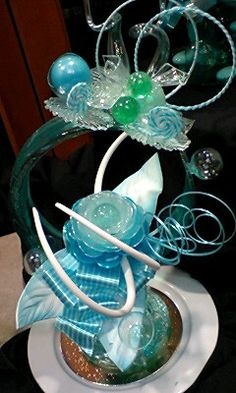 Sugar Showpiece by perrpam, via Flickr
