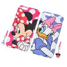 Minnie & Daisy iPhone 6 cases