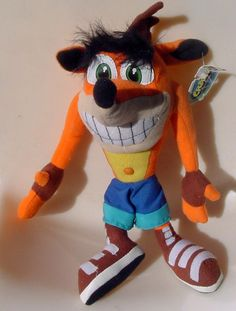 Image result for crash bandicoot toys