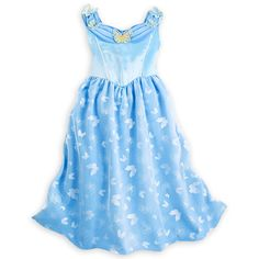 Cinderella Nightgown for Kids - Live Action Film | Nightgowns | Disney Store