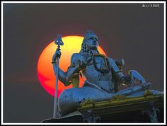 Murudeshwara Temple by Sinu Nair, via 500px