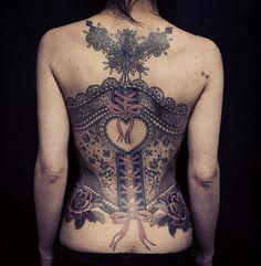 Tattoo by Camila Rocha