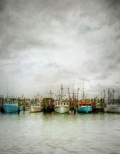 Galilee, Rhode Island by Patrick Campagnone. Rhode Island History, Nostalgic Images, Fishing Boats, New England, Places To See, Sailing, Scenery, Travel, Spaces