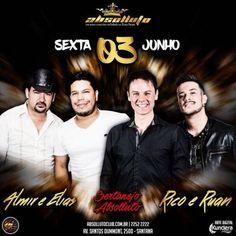 Sexta tem Almir & Elias e Rico & Ruan no Absolluto Club. Pra saber mais, acesse o Site: www.baladassp.com.br/ Infos no Whats: 951674133