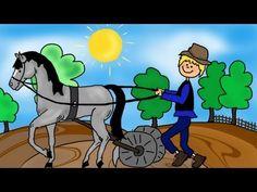 Kinderlieder deutsch / Volkslied - Im Märzen der Bauer - YouTube