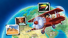 Globe: Earth Adventures | Kids Educational Games | LeapFrog